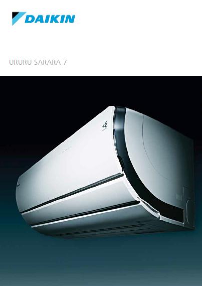 Daikin Ururu brochure